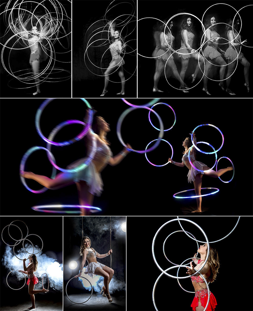 fotodesign ilona voss fotografie photography art kunst kreativ zirkus circus roncalli reifen acrobatic geraldine philadelphia