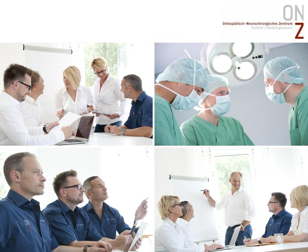 fotodesign ilona voss fotografie nrw bussines bewerbungsfotos firmenportraits onz datteln recklinghausen Orthopädisch Neurochirurgisches Zentrum